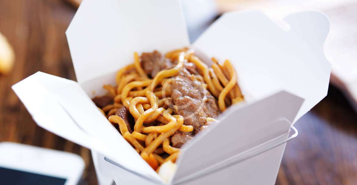 Welcome: Szechuan Noodles with Spicy Beef